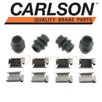 Carlson Rear Disc Brake Hardware Kit for 2001-2005 Lexus IS300 Pad hi