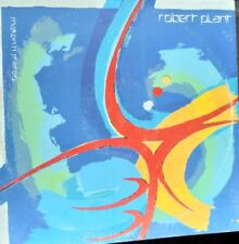 Robert Plant shaken n stirred vinyl LP record es paranza wea label