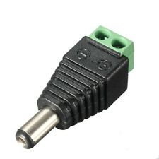 1 PCS 5.5x2.1mm Male DC Power Jack Adapter Connector Plug for Led light