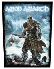AMON AMARTH - Rückenaufnäher Backpatch Jomsviking