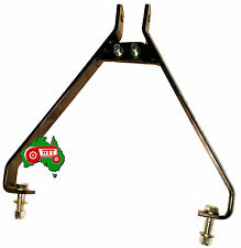 """28.6 mm Thick 7 1//4/"""" Tractor Drawbar Hitch Pin HD HT 1 1//8/"""" Usable 185 mm"""