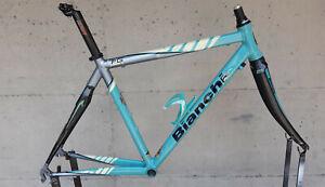 Aluminum Carbon Frame BIANCHI FG LITE (size 52) + Seatpost FSA - Telaio Corsa