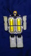 Vintage 1996 Power Rangers Zeo Super Megazord Part Ii Yellow original #1