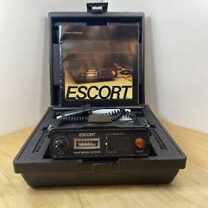 VTG 80's Escort Passport Cincinnati Microwave Radar Warning Receiver Detector