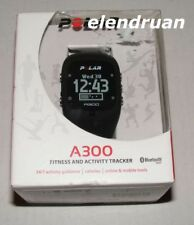 NEW Polar A300 Fitness Watch Activity Tracker Black Without Heart Rate Monitor