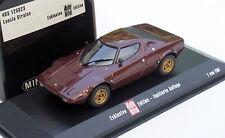 Minichamps Lancia Stratos HF Stradale-Modèle Année de construction 1973-1978, 1:43, Violet-Met.