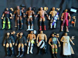 WWE Elite Figures Lot K