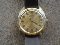 Vintage USSR Russian wristwatch Wostok Vostok cal.2414A 17 Jewels AU10