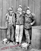 Photograph of a New York Police Prohibition Raid by John Leach  Year 1922  8x10