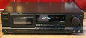 Technics RS-BR465 Stereo Cassette Deck