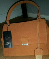 NWT Zara Basic Leather Purse Bag Authentic Leather