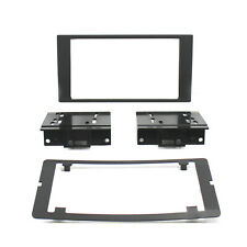 Radio Replacement Dash Double Din Mounting Kit for Chrysler/Dodge/Jeep Non-Nav