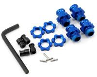 Traxxas 17mm Wheel Hex Hubs (4) for Rustler Slash 2WD, Stampede 2WD 5853X