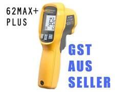 Fluke 62 MAX PLUS Infrared Thermometer -30 °C to 650°C IR Meter Temp Dual Laser