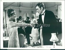 1969 Goodbye Mr. Chips Original Press Photo Printed 1972 Peter O'Toole P Clark