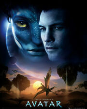 JAMES CAMERON'S AVATAR ONE SHEET OFFICIAL MINI POSTER
