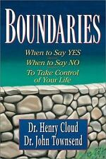 Boundaries : When to Say Yes, How to Say No, to Take Control of...  (NoDust)