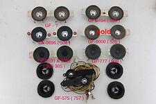 SHARP GF-9191 GF-9494 GF-9696 GF-777 GF-757 GF-9000 Boombox Tweeter Speaker
