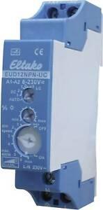 Eltako EUD12NPN-UC Hutschienen Dimmer Geeignet für Leuchtmittel: Glühlampe, Ener