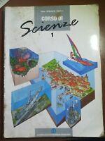 Corso di scienze 1 - Alfani,Di bernardo,Palumbo - Mondadori - 1992 - M