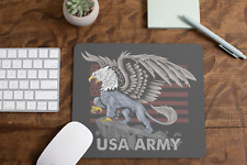 USA Army Griffin Non Slip Mouse Mat / Mouse Pad