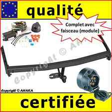 ATTELAGE Chrysler Voyager Stow'n Go 2005 à 2008 + faisceau 7 broches complet