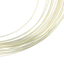 sterling silver 925 round wire 20 gauge half hard