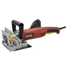 4 in. Biscuit Plate Joiner- miter joints, T-joints, butt joints and edge-to-edge