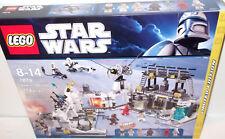 LEGO STAR WARS ✰ HOTH ECHO BASE ✰ #7879 ✰ NEW Factory Sealed SHARP