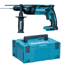 Makita DHR165ZJ 18v Cordless SDS Rotary Hammer Drill Body Only In Makpac Case