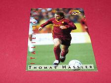 THOMAS HÄSSLER  ITALIA AS ROMA LUPO CALCIO  PANINI FOOTBALL CARD 1994-1995
