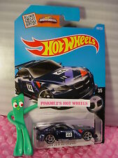 Case K/L 2016 i Hot Wheels BMW Z4 M MOTORSPORT #188✰Blue;Red; pr5✰BMW
