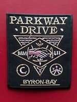 PARKWAY DRIVE AUSTRALIAN HEAVY METAL CORE ROCK MUSIC BAND EMBROIDERED PATCH UK