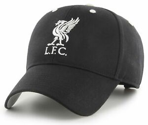 Liverpool FC Black Mass 47 Brand MVP Kleberg Cap