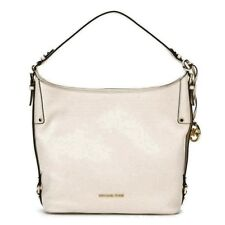 cac2445b6a0c Michael Kors Bag Bedford Belted LG CONV SHLDR Optic White  White