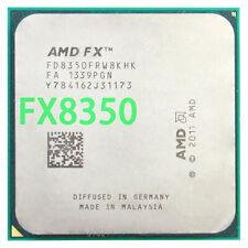AMD FX-8350 fx 8350 125W AM3+ Eight Core 4.0GHz Desktop CPU FX 8350 can work