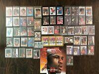 Micheal Jordan Basketball Cards Huge Lot The Last Dance 1989-1997 Bonus Topps