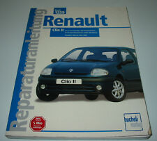 Reparaturanleitung Renault Clio II 16V dTi Benzin + Diesel 1998 - 2001 / 2002!