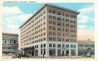 Postcard Richmond Hotel Augusta Georgia