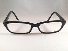 40bdf59b83ea RAY BAN Black Men or Women Eyeglasses RB 5187 52-16 140 RX For Parts