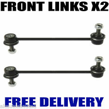 For FORD COUGAR 96-08 FRONT ANTI ROLL BAR STABILISER DROP LINKS PAIR