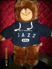 NBA JAZZ TEDDY BEAR 15 INCH PLUSH