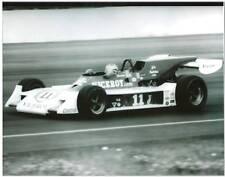 Mario Andretti Viceroy Parnelli Jones 1973 Indy 500 8 X 10 Photo
