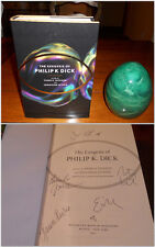 SIGNED (x5!) ~ The Exegesis of Philip K. Dick by Jonathan Lethem Pamela Jackson+