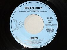 Redeye:  Red Eye Blues / Making of a Hero   [Unplayed Copy]