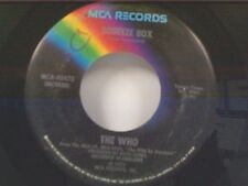 """WHO """"SQUEEZE BOX / SUCCESS STORY"""" 45"""