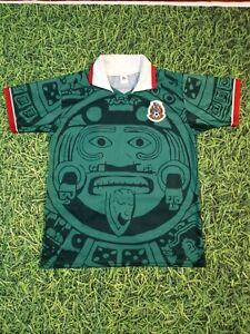 New! Mexico Mens selección mexicana 1998 vintage Jersey