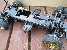 Vintage Tamiya 1/10 TL-01 Chassis