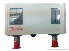 Pressure switch double Danfoss KP 15 (060-115466), Druckschalter doppelt