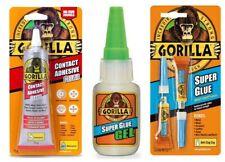 Genuine Gorilla Glue Products Multi-Purpose: Super Glue and Gel, Strong Adhesive
